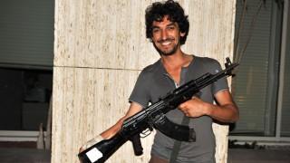 Aufstand in Tripolis