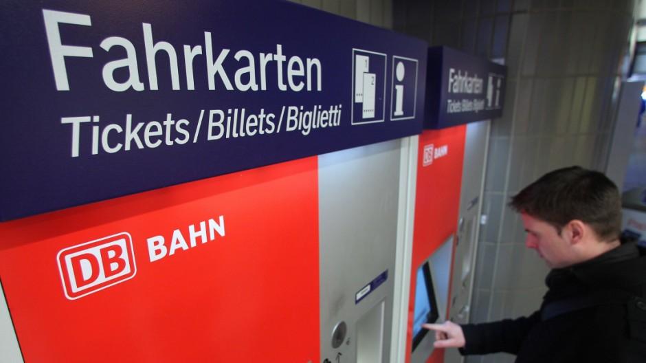Deutsche Bahn AG vor Fahrplanwechsel