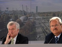 Horst Seehofer und Christian Ude, 2009
