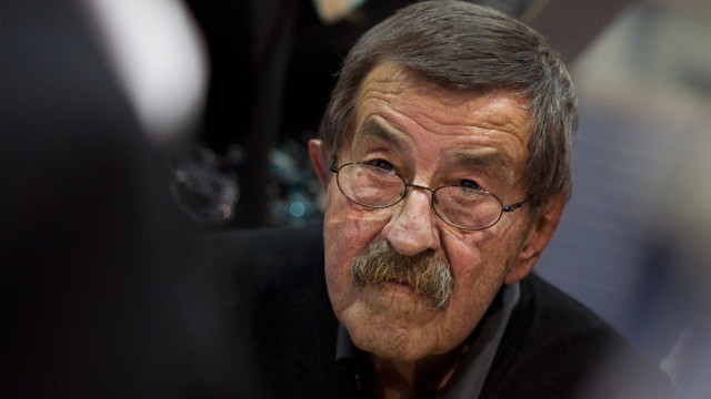 Buchmesse Frankfurt - Günter Grass