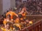 Spanier liefern sich traditionelle Tomatenschlacht (Vorschaubild)