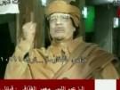 Gaddafi-Botschaft: Wir kämpfen weiter (Vorschaubild)