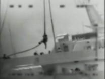 Commando, Mavi Marmara Ship, Helicopter, Rappel