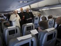 Papst Benedikt XVI. besucht Kroatien