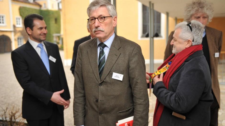 Sarrazin zu Gast in der Evangelischen Akademie Tutzing