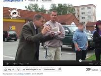 NPD pastörs video