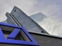 Deutsche Bank muss sich US-Milliardenklage stellen