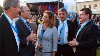 Musikfestival gegen Rechts vor der Landtagswahl