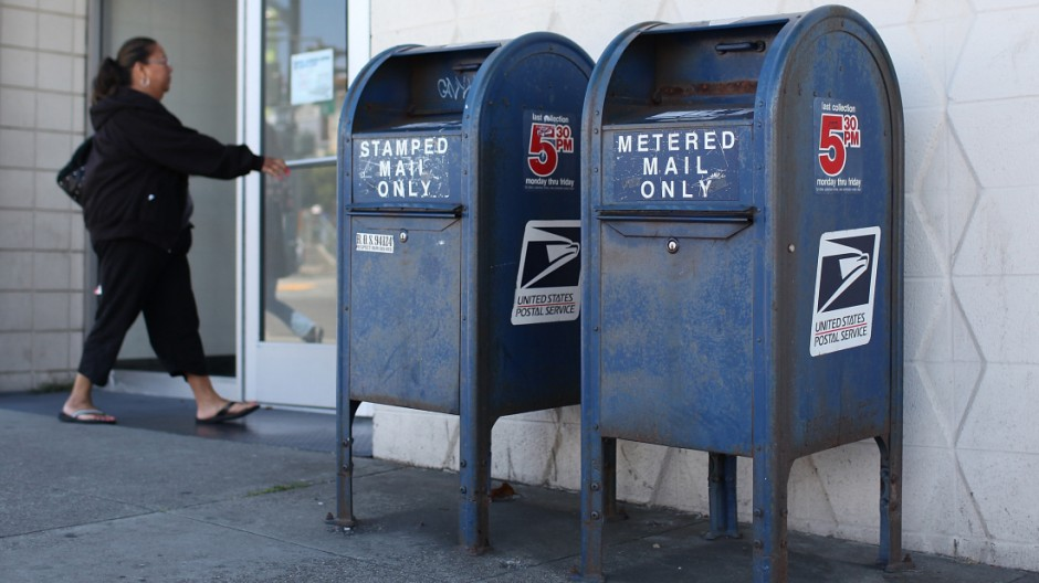 3700 Post Offices Poised To Close To Bridge $20 Billion Budget Gap