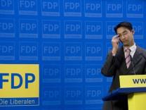 FDP Präsidiumssitzung