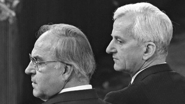Richard von Weizsäcker wird 90