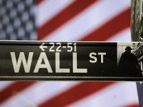 Rekord-Gehälter an der Wall Street