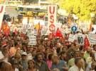 Spanien: Demonstranten fordern Referendum (Vorschaubild)
