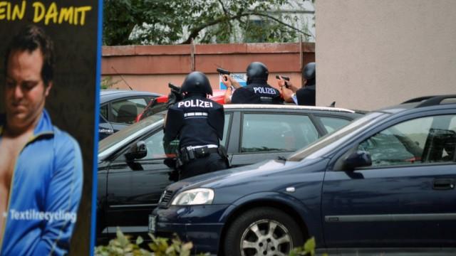 Polizeieinsatz in Mannheim endet toedlich