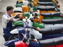 Nach DDR-Moped-Klau weiter keine Spur von den Tätern