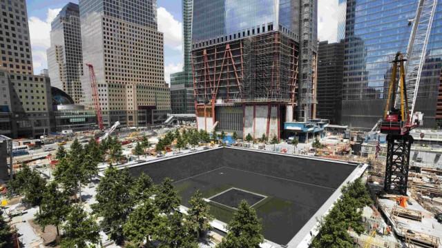 ground zero, World Trade Center, 9/11