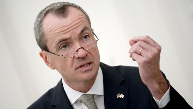 US-Botschafter warnt vor Rassismus