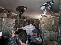 Bericht: Raketen aus libyschen Lagern verschwunden