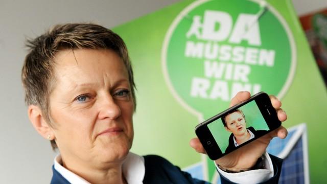 Wahl zum Berliner Abgeordnetenhaus -  Renate Künast