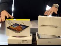 Vorschau: Landgericht Duesseldorf verkuendet Entscheidung im Plagiatsstreit zwischen Apple und Samsung
