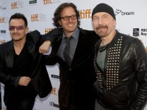 Bono, Davis Guggenheim, The Edge