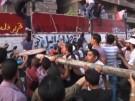 Massiver Protest gegen Israel (Vorschaubild)