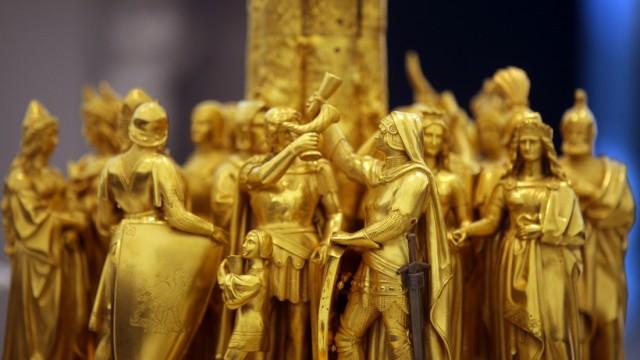Eroeffnung Museum der Bayerischen Koenige  / Preview