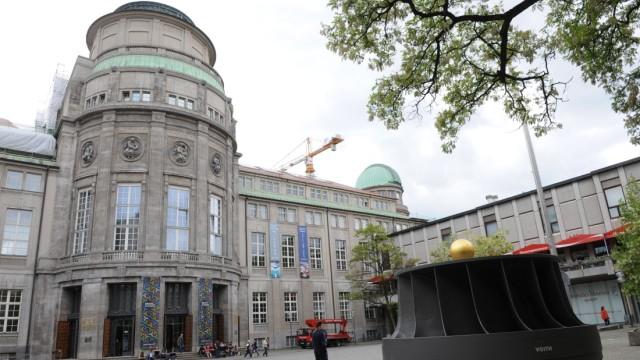 Sanierung des Deutschen Museums in München, 2011
