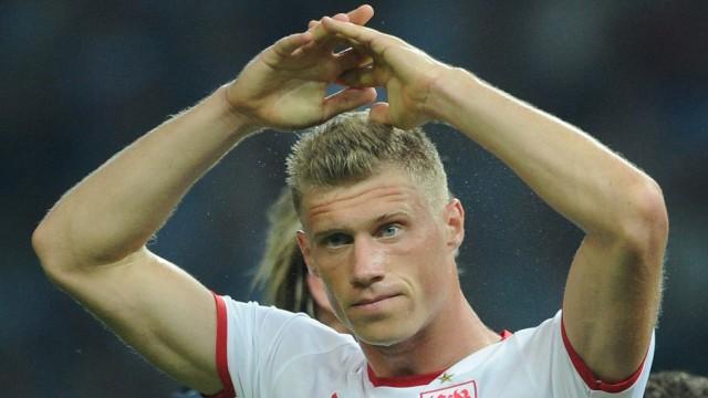 Pawel Pogrebnjak vom VfB Stuttgart