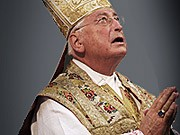 Bischof Walter Mixa; dpa