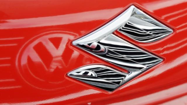Suzuki will Kapitalverflechtung mit Volkswagen auflösen