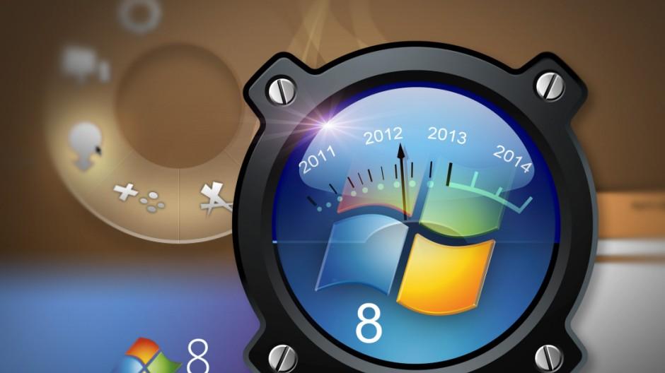 Microsoft, Windows 8