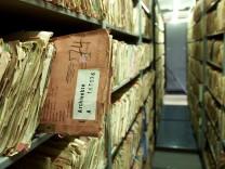 Archiv der Stasi-Unterlagenbehörde, 2002