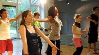 Dance Flashmob Flashmob auf dem Odeonsplatz