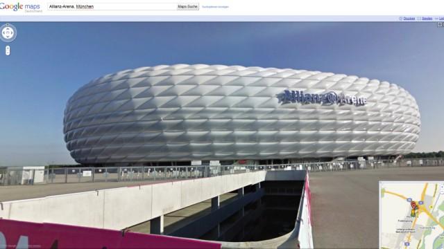 Street View stellt erste Bilder aus Deutschland online