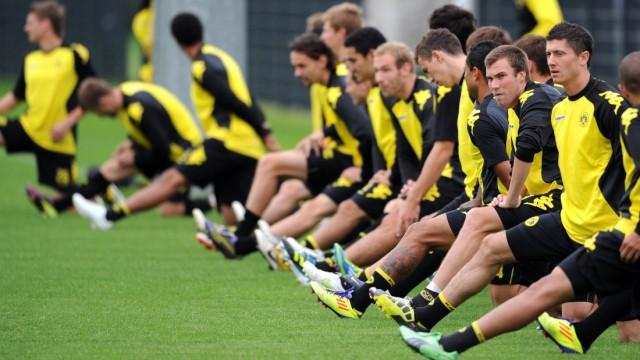 Europapokal Dortmund vor dem Champions-League-Start