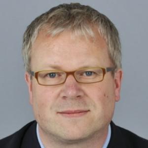 Portrait  Thorsten Riedl