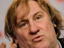 Leute-News: Gerard Depardieu