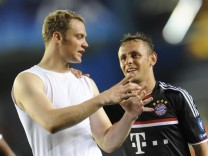 Champions League - FC Villarreal - FC Bayern München