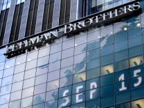 Drei Jahre nach Lehman Brothers kehrt die Angst zurück