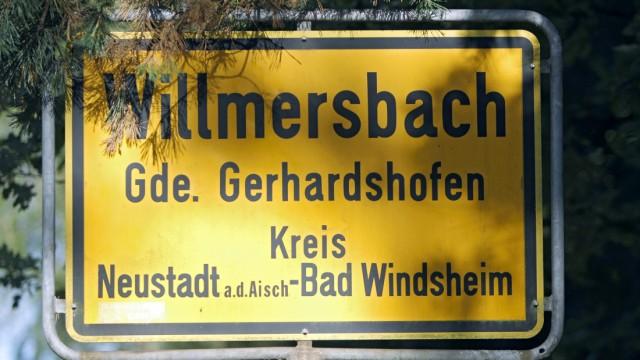 Inzest, Willmersbach, Prozess