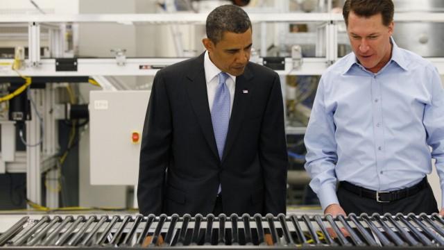 Barack Obama, Chris Gronet