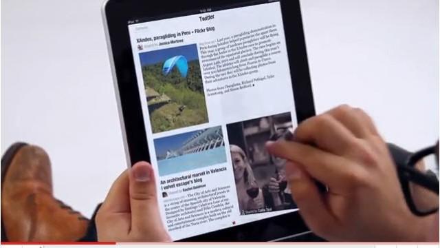 iPhone Apps Flipboard