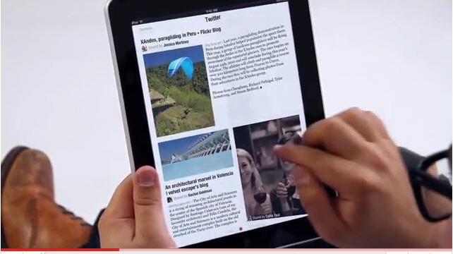 iPhone Apps Flipboard