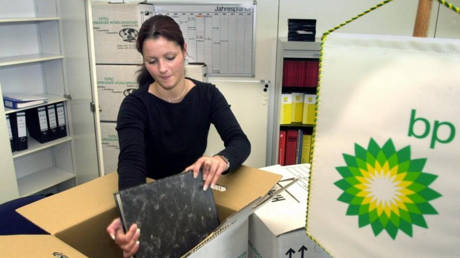BP verlagert Verwaltungssitz