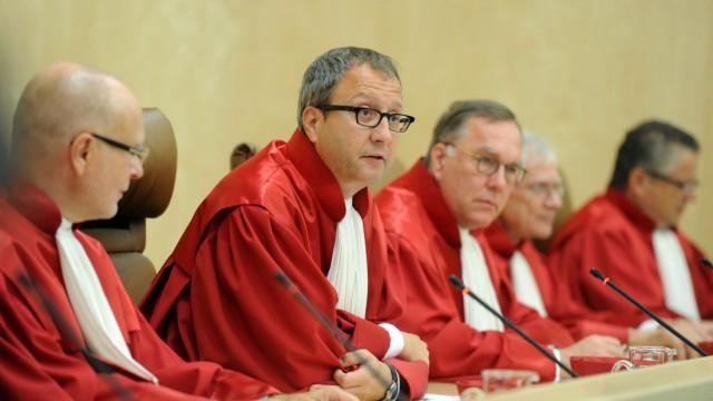 Urteil Bundesverfassungsgericht zu Griechenlandhilfe