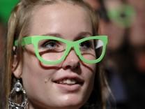 Wahl zum Berliner Abgeordnetenhaus: Wahlparty Gruene