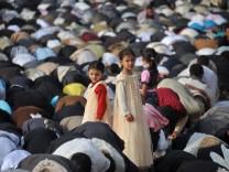 Eid al-Fitr celebrations in Yemen