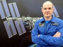 Alexander Gerst fliegt 2014 zur ISS
