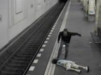 Vorschau: Prozessauftakt gegen Berliner U-Bahnschlaeger